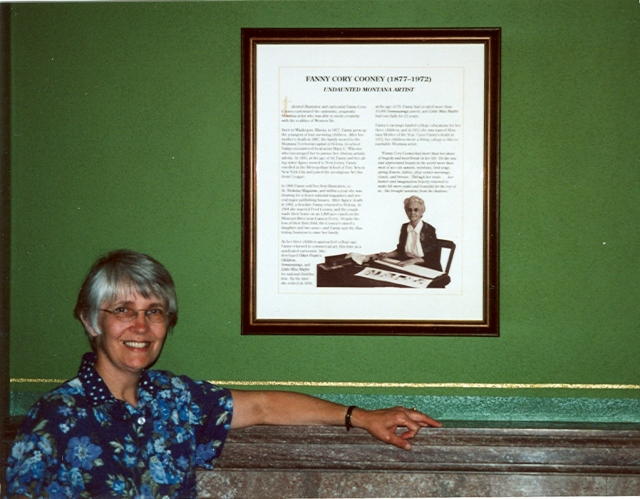 FYC honoring at Helena State Capital, 2004